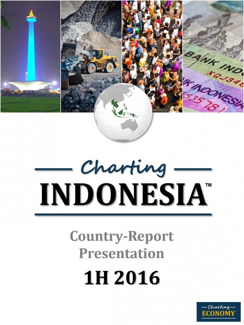 Charting Indonesia's Economy, 1H 2016