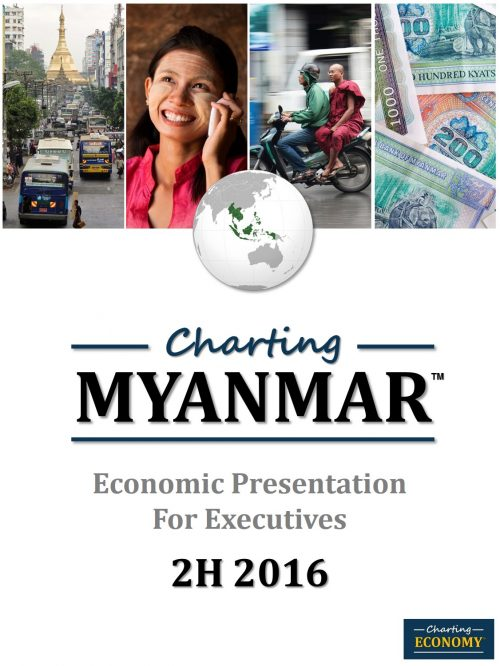 Charting Myanmar's Economy