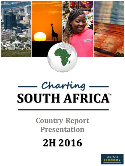 Charting South Africa's Economy, 2H 2016