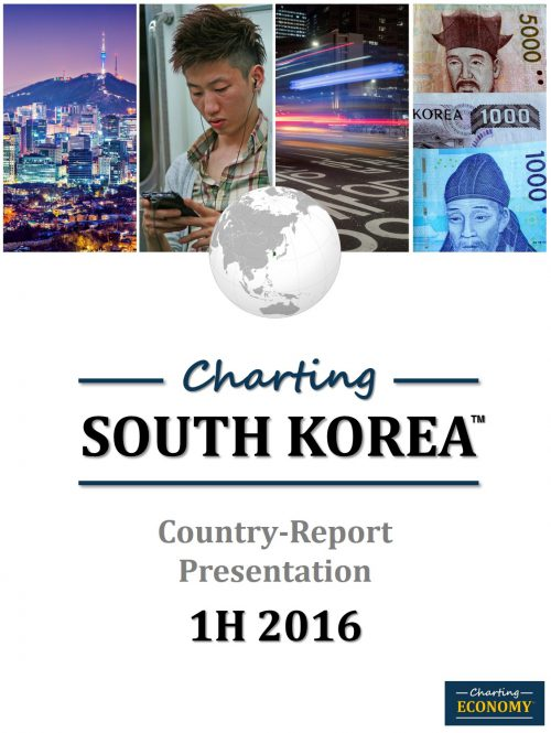 Charting South Korea's Economy, 1H 2016